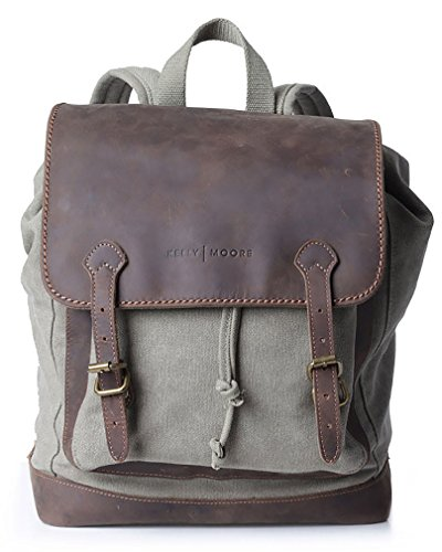 Kelly Moore Bag Unisex Pilot Backpack OS, Natural