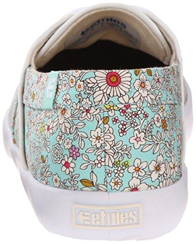 Skateboardschuhe W'S CORBY Blumenmuster Damen Etnies qtCSO