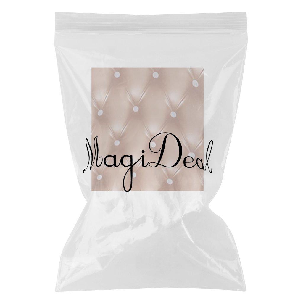 MagiDeal Amovible Elastique Housse de Chaise de Salle /à Manger Spandex Couverture D/écor Cuisine Champagne