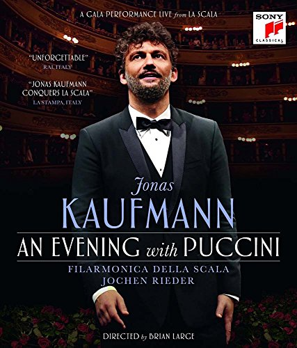 Blu-ray : An Evening with Puccini (Blu-ray)