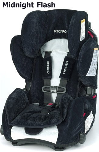 Attractive Recaro Young Sport Car Seat   Midnight Flash