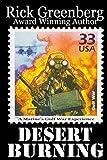 img - for Desert Burning: A Marine's Gulf War Experience book / textbook / text book