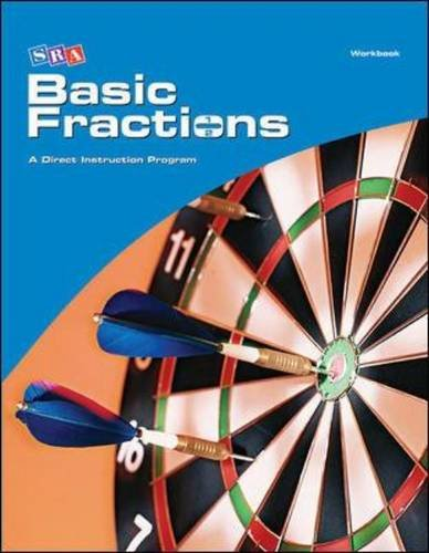 Workbook (Basic Fractions) Corrective Mathematics (Math Fractions Basic)