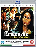 Emanuelle and the Last Cannibals [Blu-Ray Region B Import - UK]