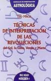 Tecnica de Interpretacion de Las Revoluciones, Tito Macia, 8486668921