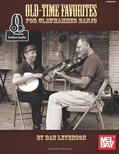Old-Time Favorites for Clawhammer Banjo