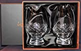 Glencairn The Diamond Cut Two Glass Boxed Set