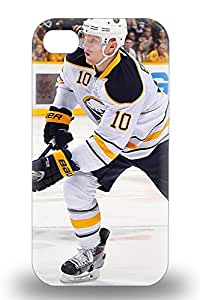 HotNHL Buffalo Sabres Christian Ehrhoff #10 Tpu 3D PC Case Cover Compatible With Iphone 4/4s ( Custom Picture iPhone 6, iPhone 6 PLUS, iPhone 5, iPhone 5S, iPhone 5C, iPhone 4, iPhone 4S,Galaxy S6,Galaxy S5,Galaxy S4,Galaxy S3,Note 3,iPad Mini-Mini 2,iPad Air )