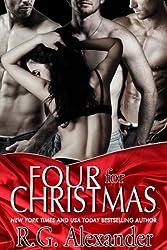 Four For Christmas (English Edition)