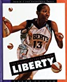 The History of the New York Liberty, Aaron Frisch, 1583410112