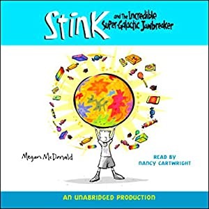 Stink and the Incredible Super-Galactic Jawbreaker Audiobook