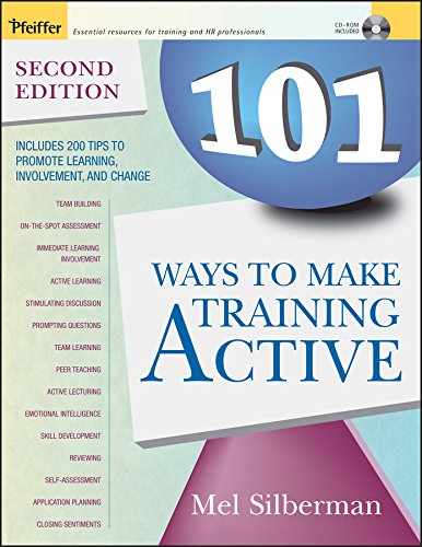 101 Ways to Make Training Active (Active Training Series Book 14)