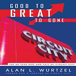 Good to Great to Gone Hörbuch