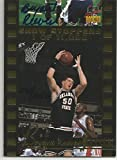1995 Scoreboard Signature Rookies Bryant Reeves Show Stoppers Autograph Card # /11000
