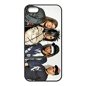 iPhone 4 4s Cell Phone Case Black Tokio Hotel Personalized Durable Phone Case Cover CZOIEQWMXN32100