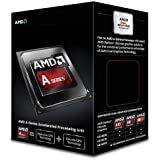 AMD 【並行輸入品】 A6-6400K Richland 3.9GHz Socket FM2 65W Dual-Core Desktop Processor AMD Radeon HD AD640KOKHLBOX