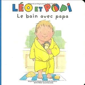 """Afficher """"Léo et Popi n° 3 Le bain avec papa"""""""