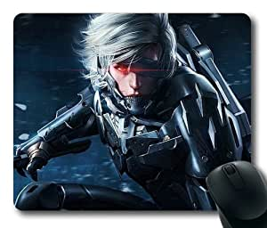 Metal Gear Rising Revengeance Mouse Pad, Customized Rectangle Mousepad Diy By Bestsellcase