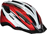 Cheap Lazer Vandal Helmet Unisize (Red White)
