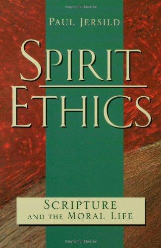 Spirit Ethics