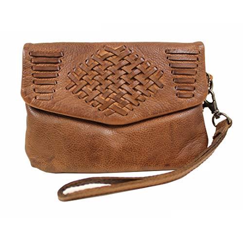 Latico Leathers Edith Wristlet Leather