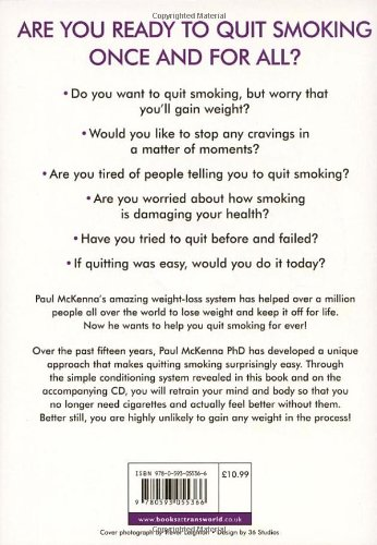 Quit Smoking Today Without Gaining Weight Book Cd Amazon Co Uk