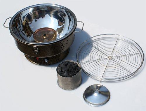 Rustler Holzkohlegrill Test : Wedermann tafelgrill holzkohlegrill tischgrill grill amazon