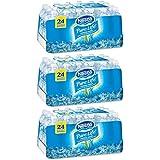 Nestlé Pure Life Bottled Purified Water, 16.9 oz. Bottles, 3 Cases (24 Bottles)