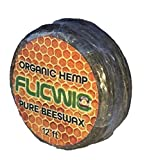 FlicWic Organic Hemp Wick Refill 12' Spool for