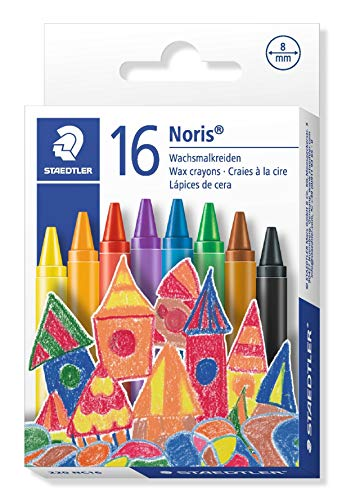(Staedtler Crayons by)