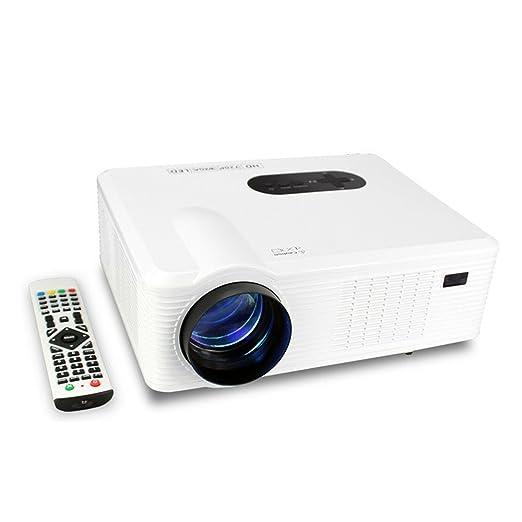 94 opinioni per Proiettore LED Full HD,Mileagea Videoproiettore Multimediale 3000 Lumen per Home