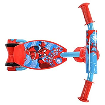 Huffy Marvel Spider-Man 3-2-Grow Scooter – Blue