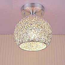 """Mini Modern Chandeliers Creative Aluminum Ceiling Light for Girls Room,Bedroom,Hallway and Closet (Height 6.70"""")"""