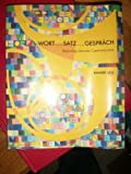 Wort Satz Gesprach : Beginning German Communication, Sell, Rainer, 0838412939
