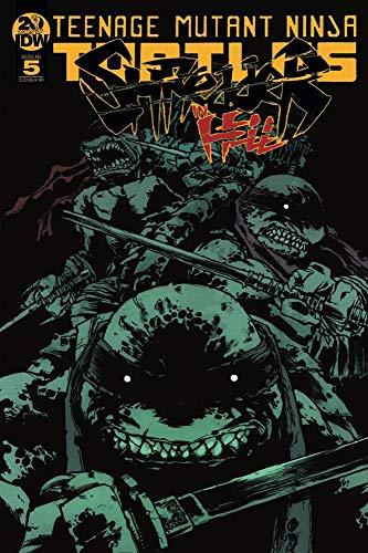 Amazon.com: Teenage Mutant Ninja Turtles: Shredder in Hell ...