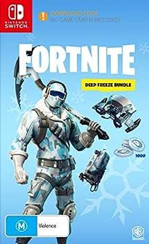 Fortnite Deep Freeze Bundle - Nintendo Switch