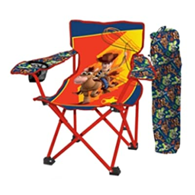 Danawares Toy Story Folding Camp Chair Age/Grade 3-8: Toys & Games