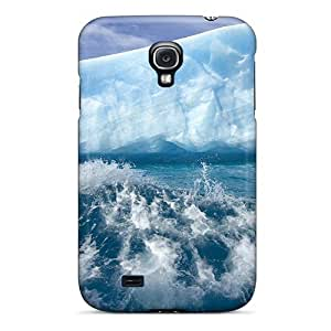 Case Cover Greenland Iceberg Galaxy S4 Protective Case
