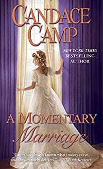 A Momentary Marriage by [Camp, Candace]
