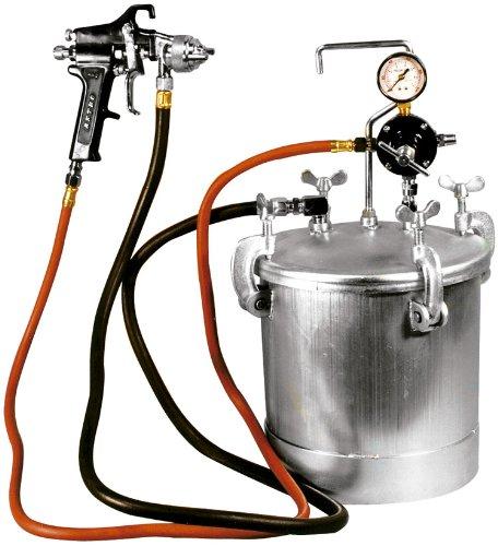 hvlp pressure pot spray gun - 6