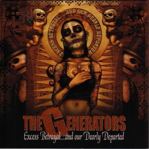 Excess Betrayal & Our Dearly Departed by Generators (2005-06-07)