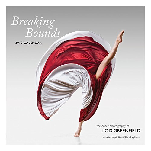 Breaking Bounds 2018 Wall Calendar by Chronicle Books