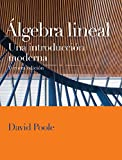 img - for Algebra Lineal (English and Spanish Edition) book / textbook / text book