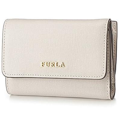 2495a94e9904 Amazon | フルラ(FURLA) バビロン S トリフォールド ウォレット【オフホワイトGDJ/**】 | Furla(フルラ) |  Amazon Fashion