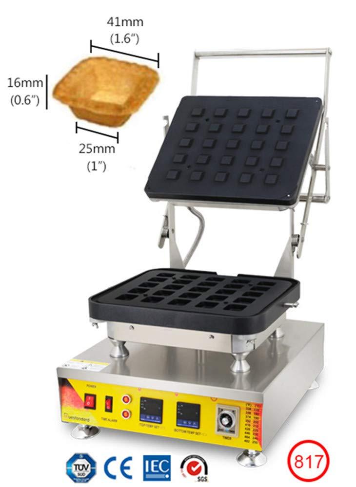 np-817 comercial eléctrico doble digital Custard Tart para huevos ...