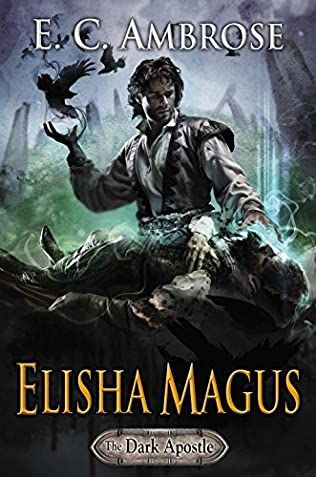book cover of Elisha Magus