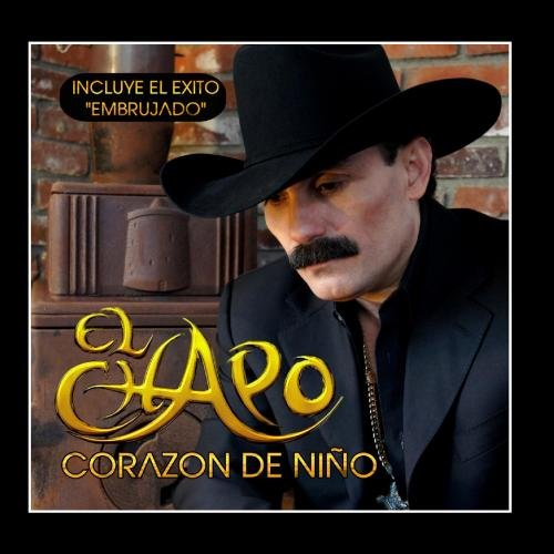 el chapo de sinaloa cd covers