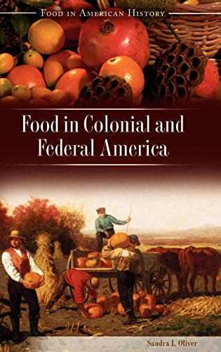 Food in Colonial and Federal America (Food in American History)