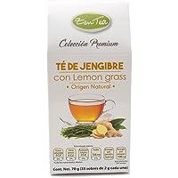 Zentea Té De Jengibre con Lemon Grass, 70 g (35 sobres)