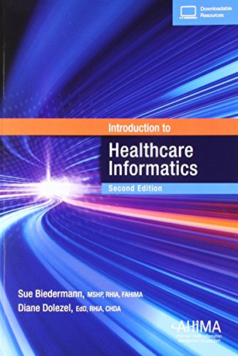 1584265280 - Introduction to Healthcare Informatics